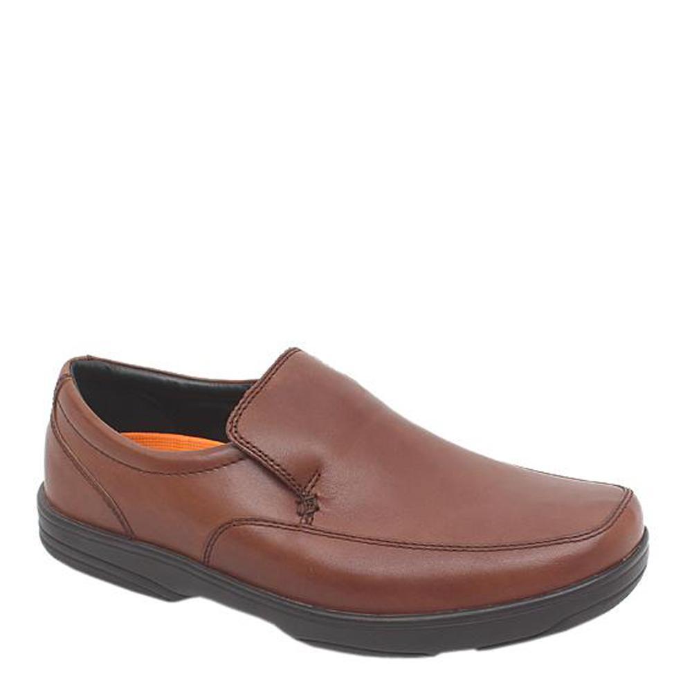 M&S Airflex Brown Men Shoe-Sz 43