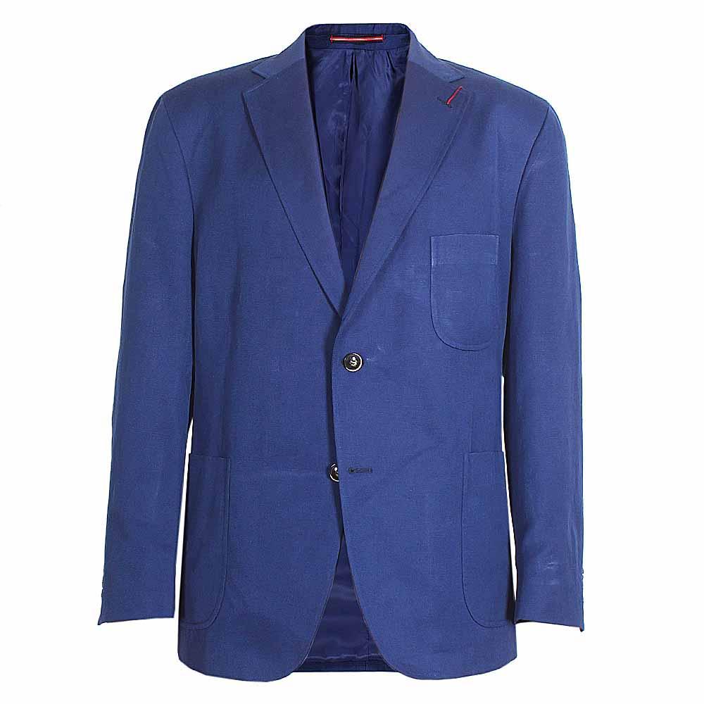 Blue Harbour Blue Regular Fit Men Jacket