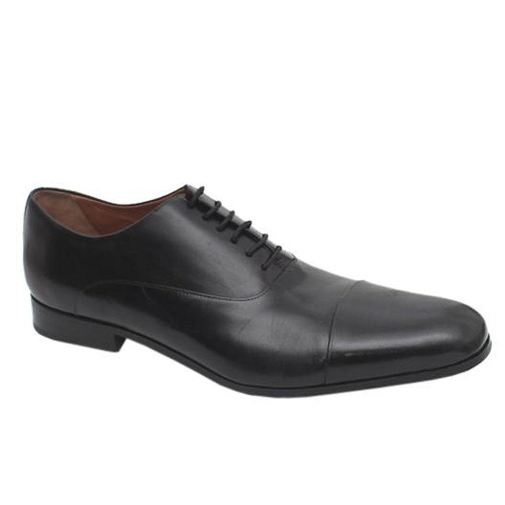 M&S Collezione Black Lace Up Men Shoe