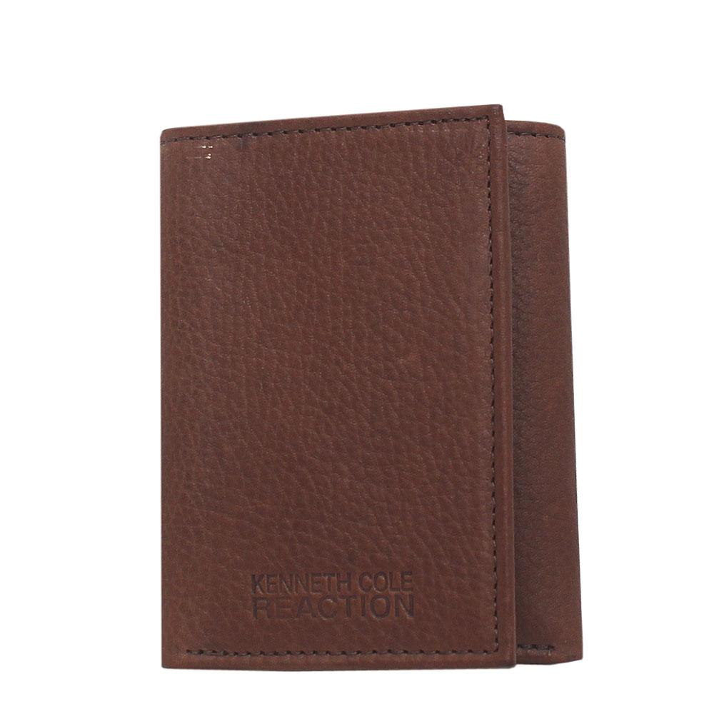 Kenneth Cole Brown Leather Men wallet