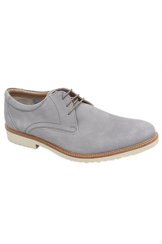 M&S Collection Gray Men Shoe