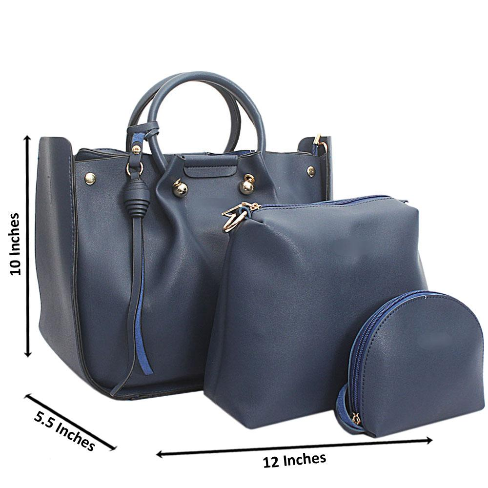 Navy-Leather-Medium-Nice-Handbag