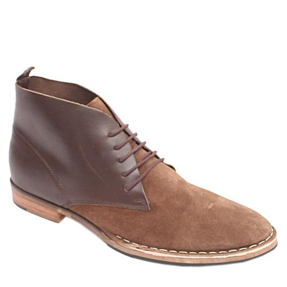 Kurt Geiger Brown Suede/Leather Mens Boot