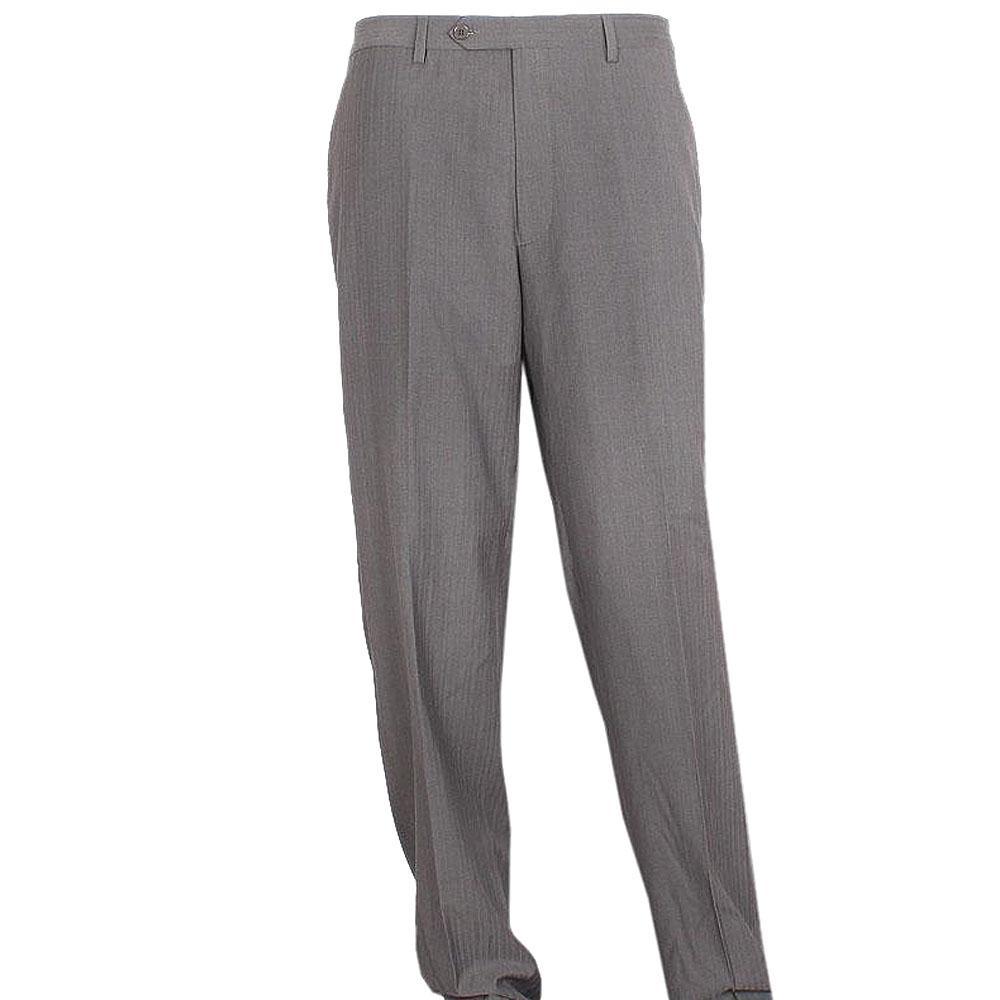 Marks-n-Spencer-Dark-Grey-Mens-Pants-Trouser-W32L33