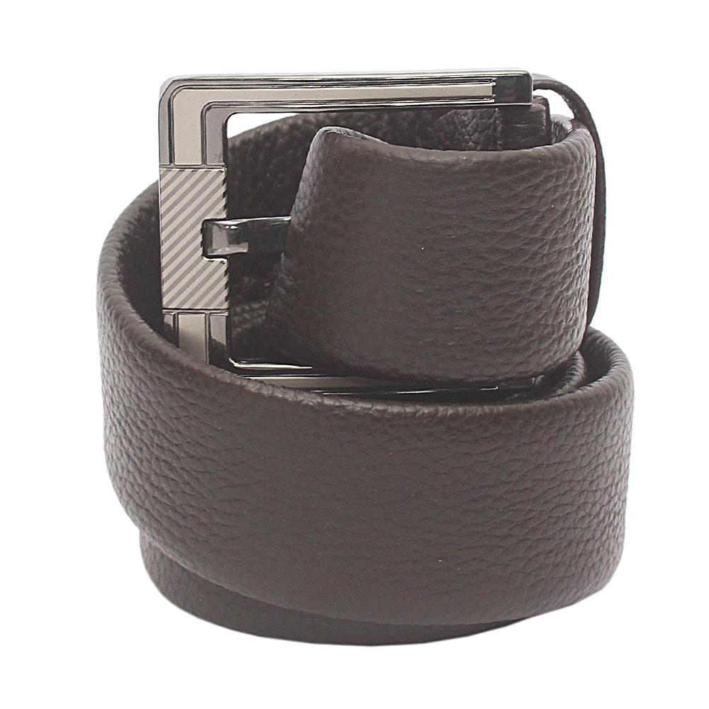 Brown Classic Belt L 50 Inches