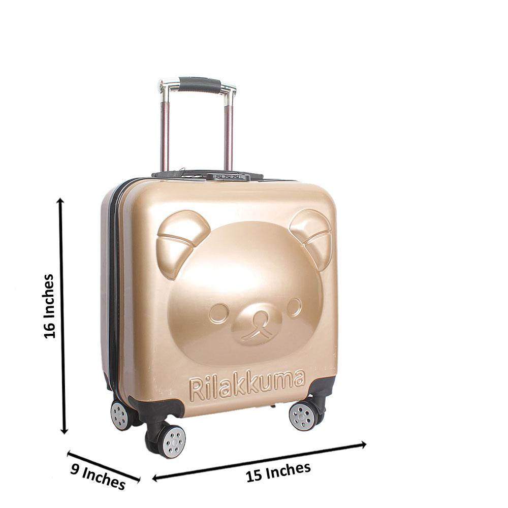 Nude Kiddies Suitcase