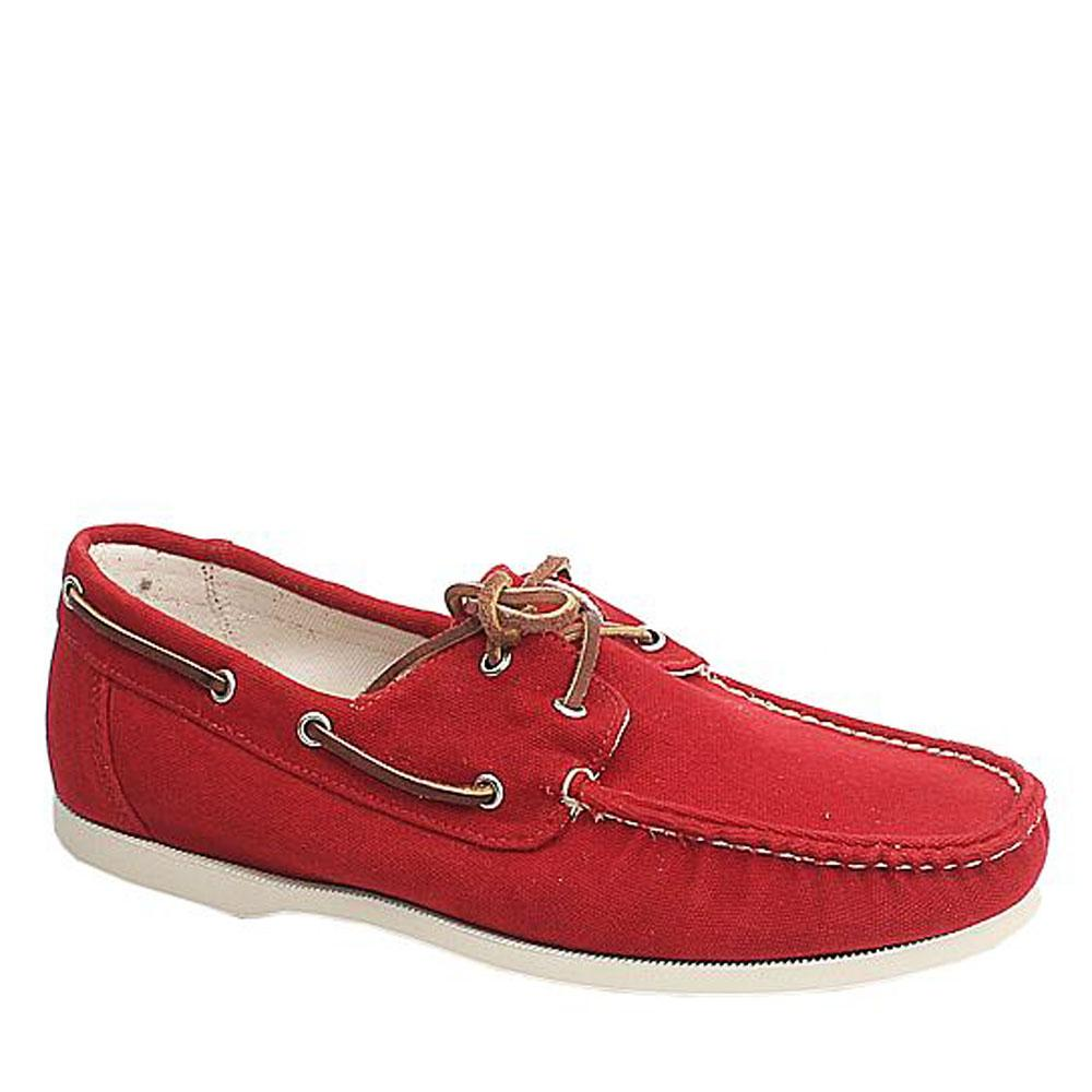 Cole Haan Red Denim Leather Mens Sneakers-43
