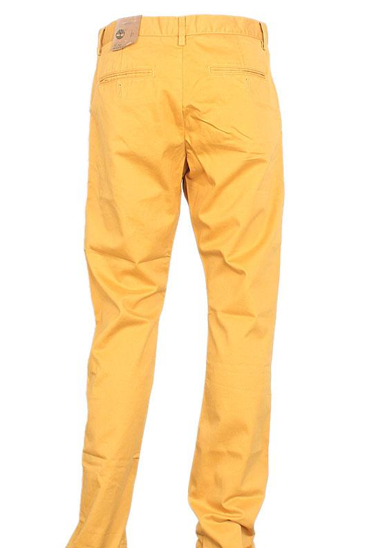 Timberland Yellowish Brown Men Chinos Trouser