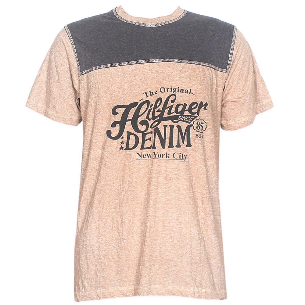 Aeropostale Brown Graphic Print Men T-Shirt