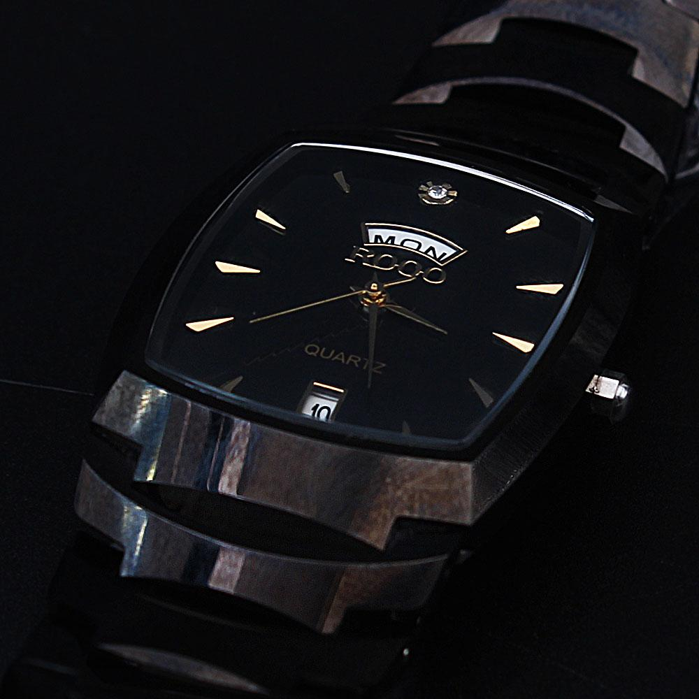 Shanghai Azari Black Face Black Ceramic Watch