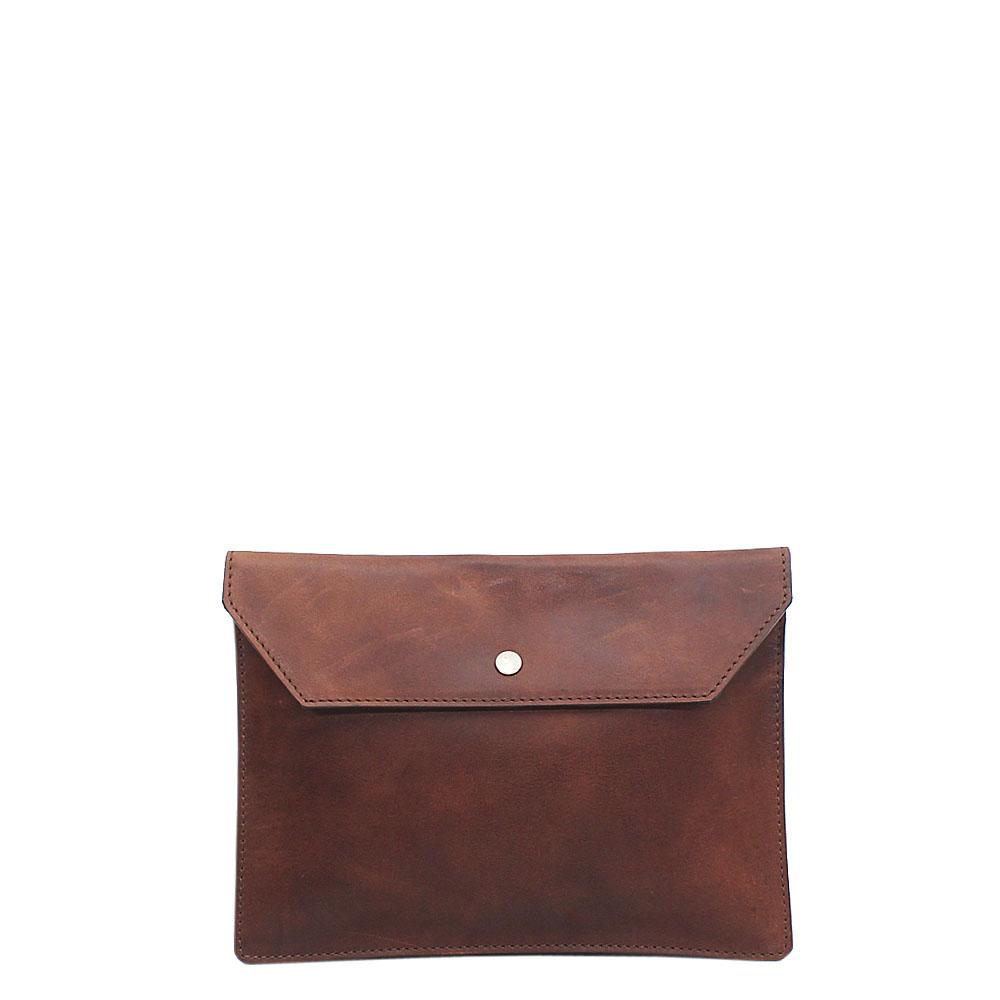 Marks & Spencer Brown Genuine Leather Men Small Bag