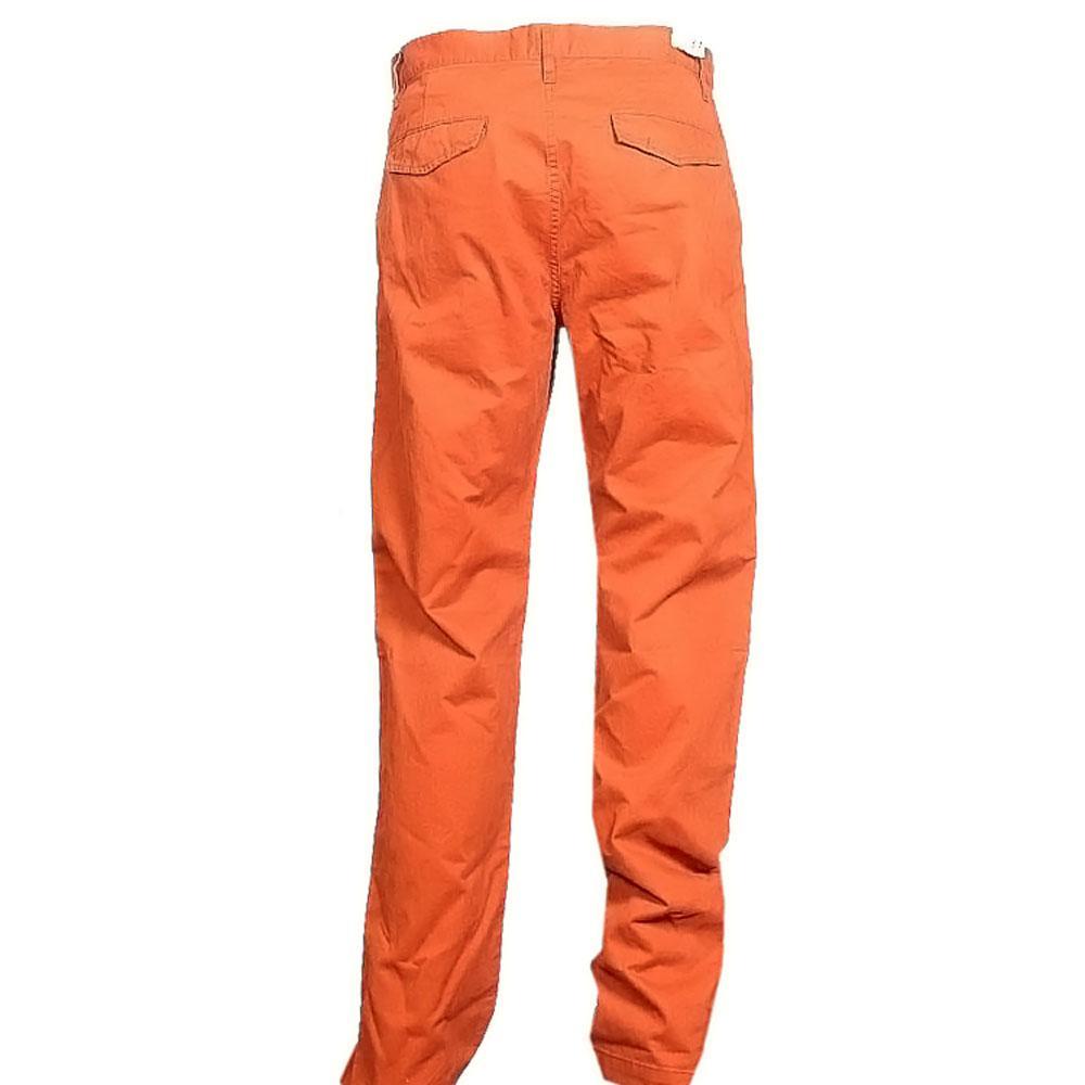 Gap Brick Red Men's Chinos Trouser