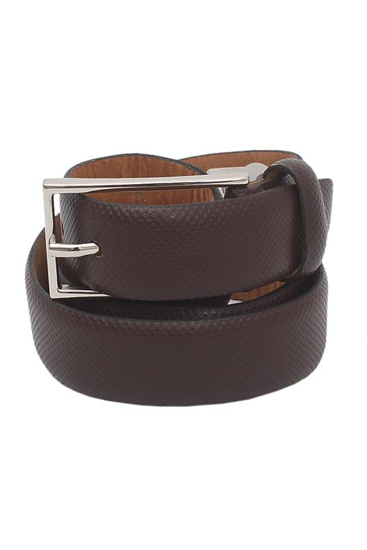 Autograph Brown Men Leather Belt