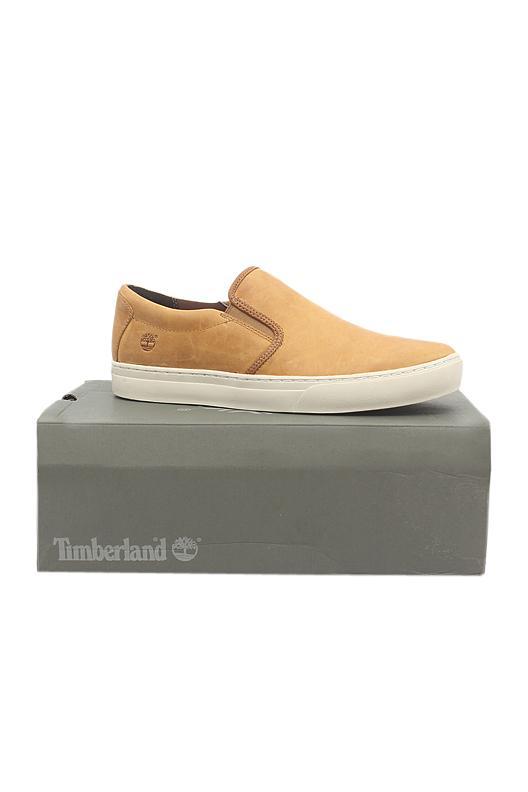 Timberland Wt Anti-Fatigue Brown White Men Sneakers