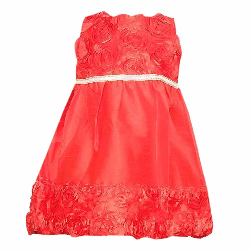Muneca Red kiddies Dress