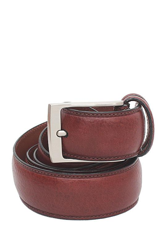 Marks & Spencer Brown Leather Mens Belt