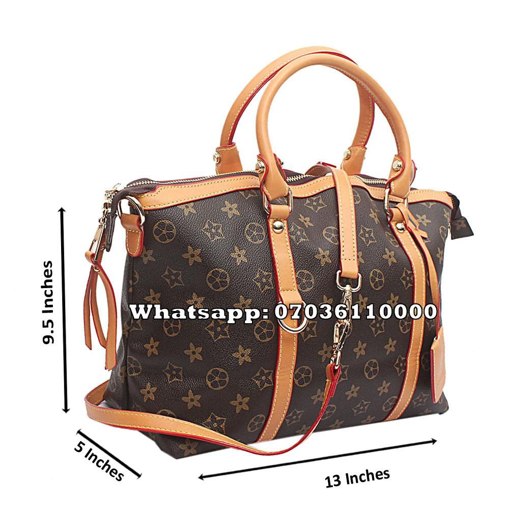 Natasha Leather Handbag