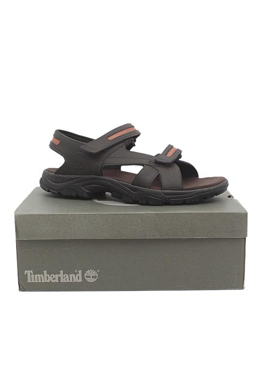 Timberland Wt Ortholite Brown Men Sandals