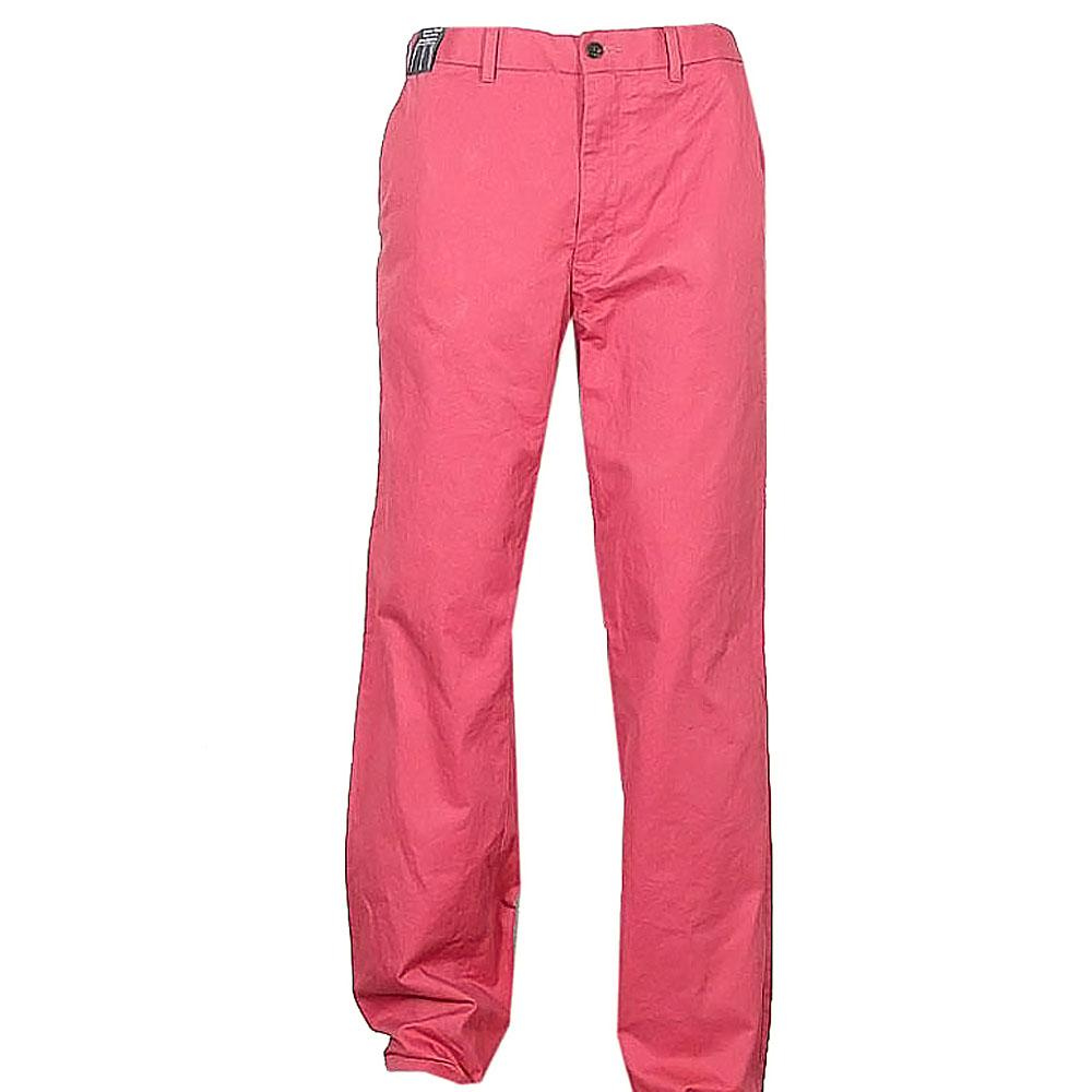 M&S Blue Habour Raspberry Men's Chinos Trouser-W34, L44
