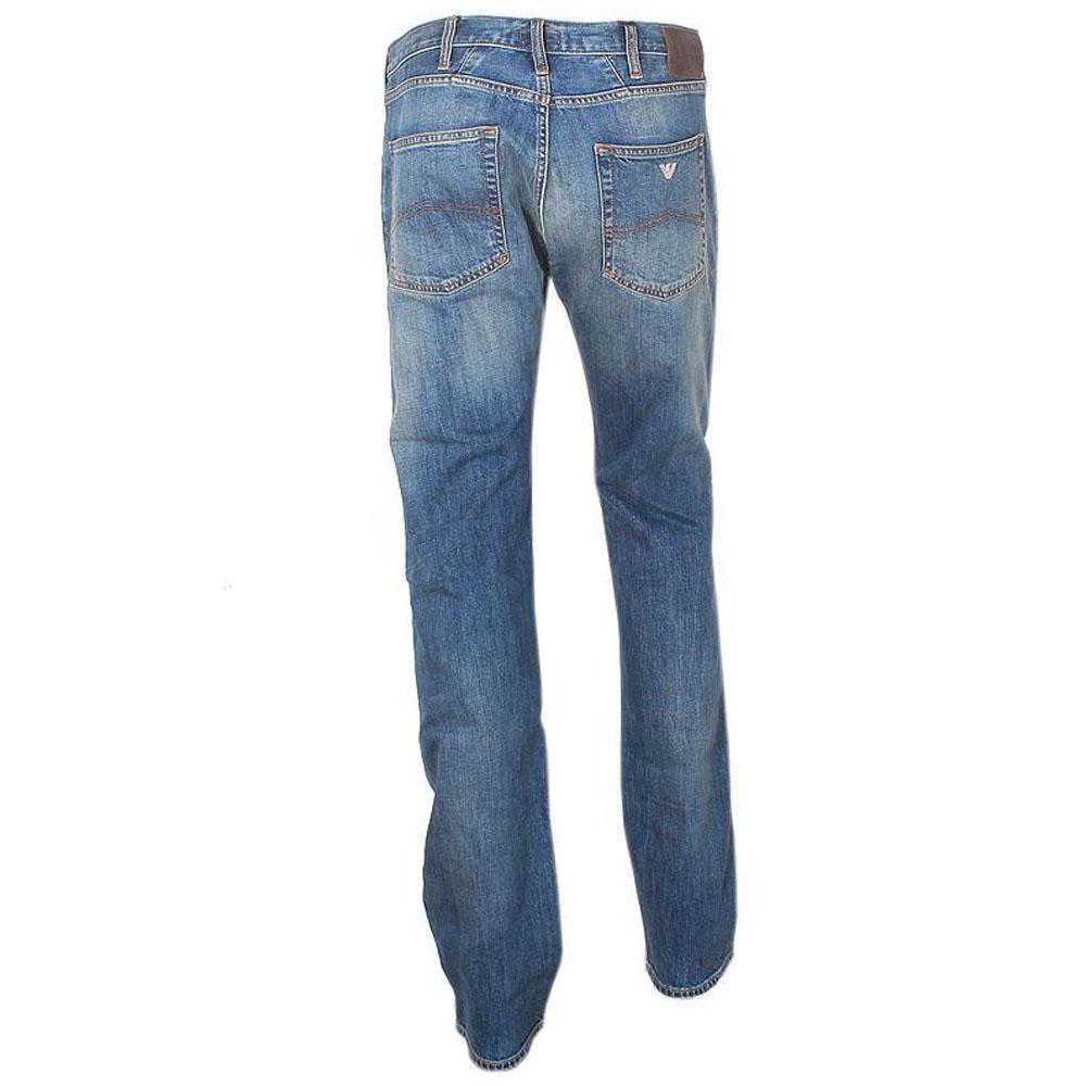 Armani Blue Men Jeans