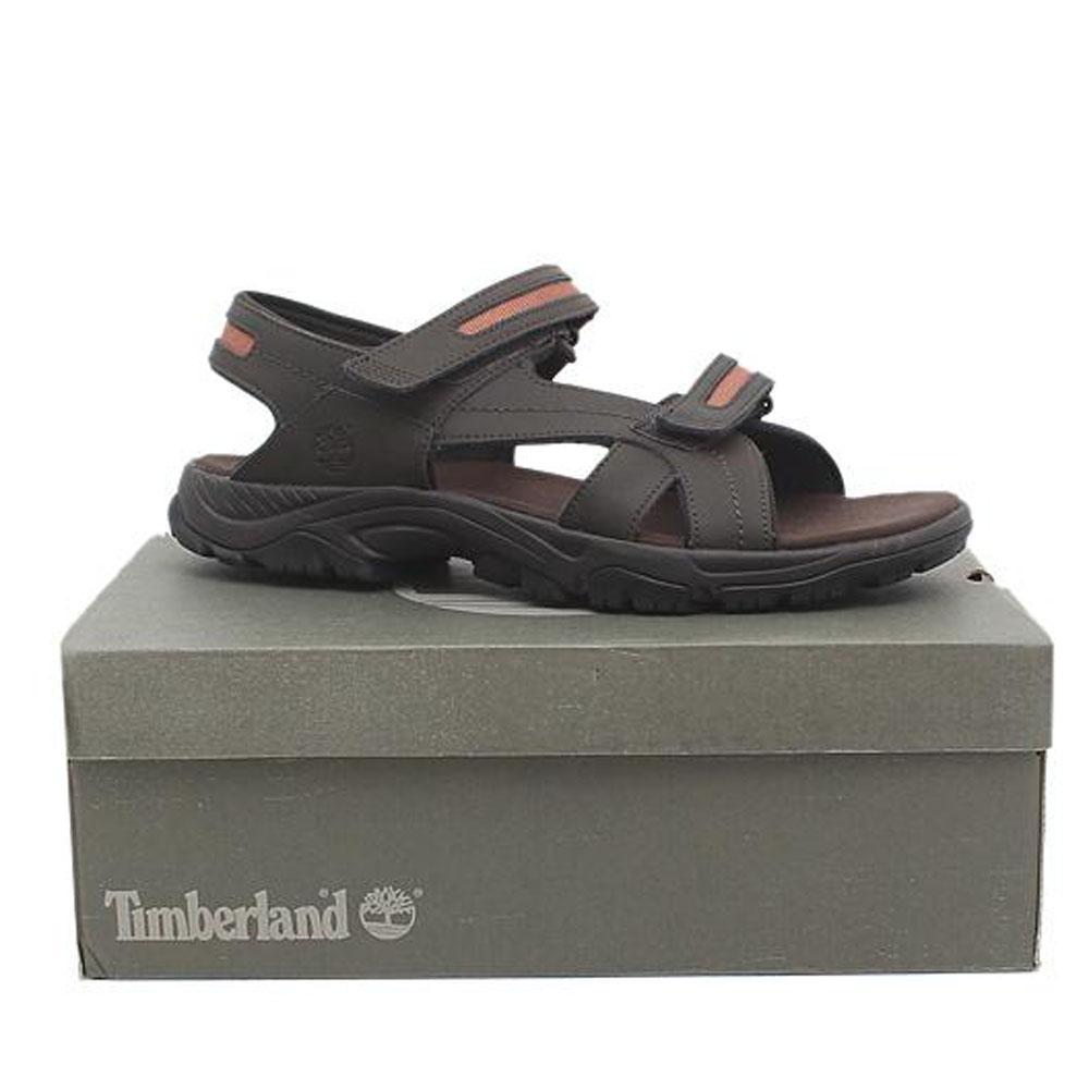 Timberland Wt Ortholite Brown Men Sandals