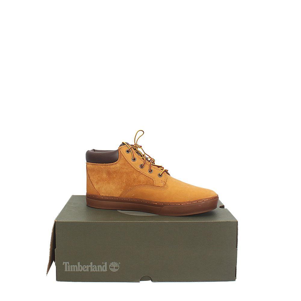 Timberland Graydon Chukka Brown Leather Men Ankle Boot