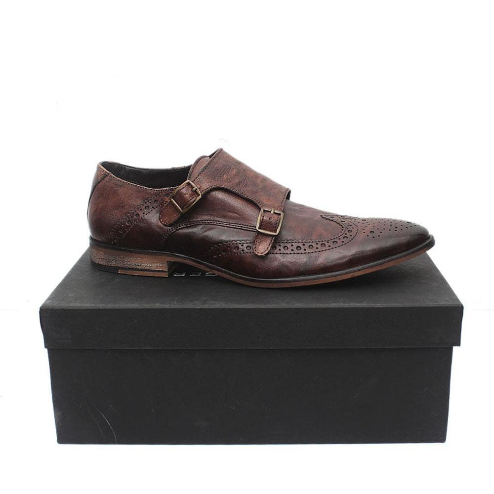 Kurt Geiger Brown Premium Leather Shoe