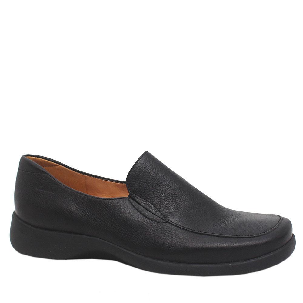Clarks Black Leather Ladies Shoe