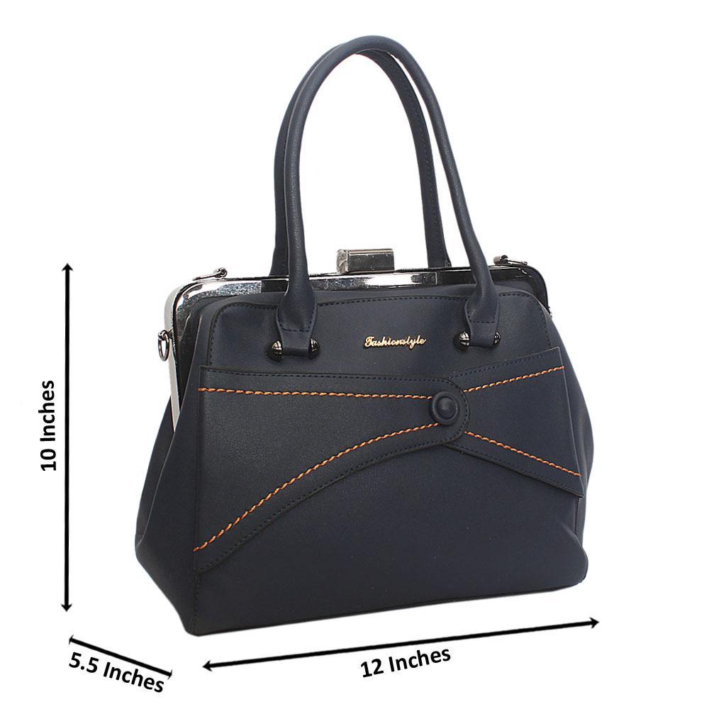 Nvay Ellie Leather Tote Handbag