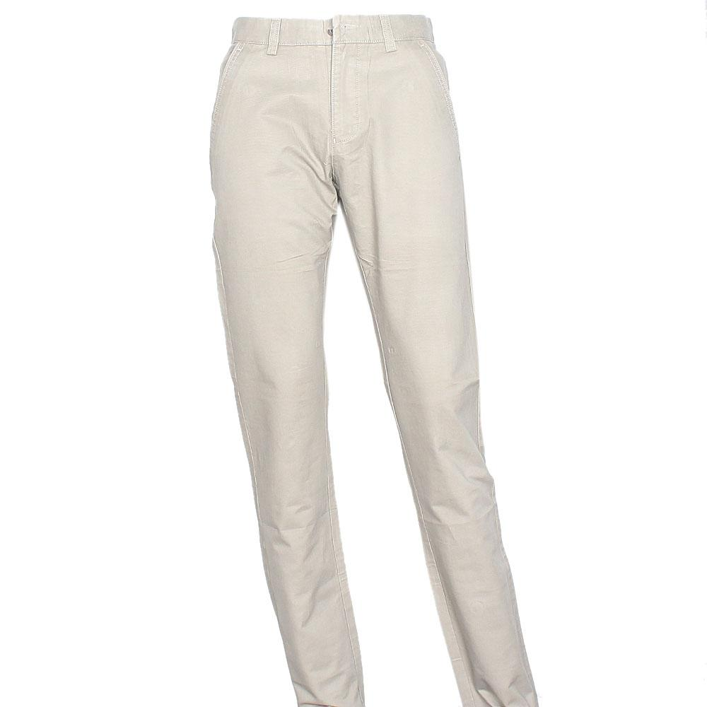 Ralph Lauren Gray Tailored Fit Men Chinos
