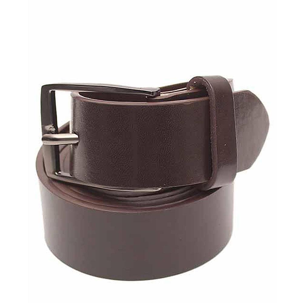 Marks & Spencers Brown Leather Mens Belt-
