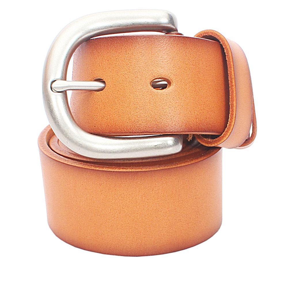 Light-Brown-Leather-Belt-L44