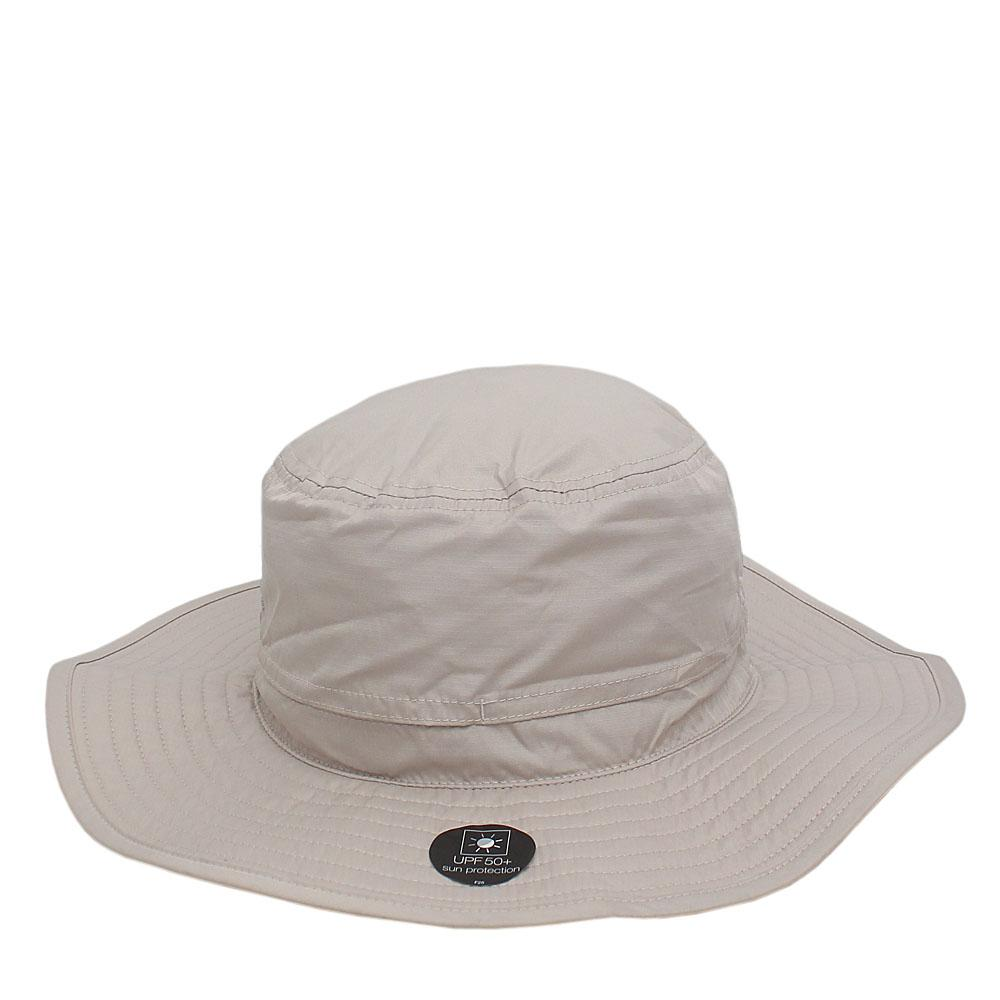 M&S Grey Cotton Sun Protection Hat Sz L