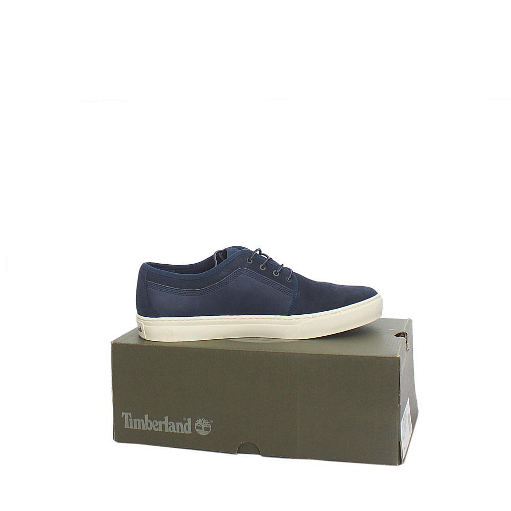 Timberland Dauset OX Navy Leather Active Men Sneakers