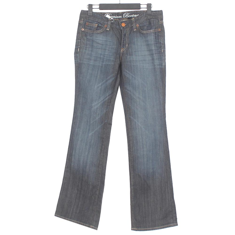 Premium Boot cut Blue Ladies Jeans