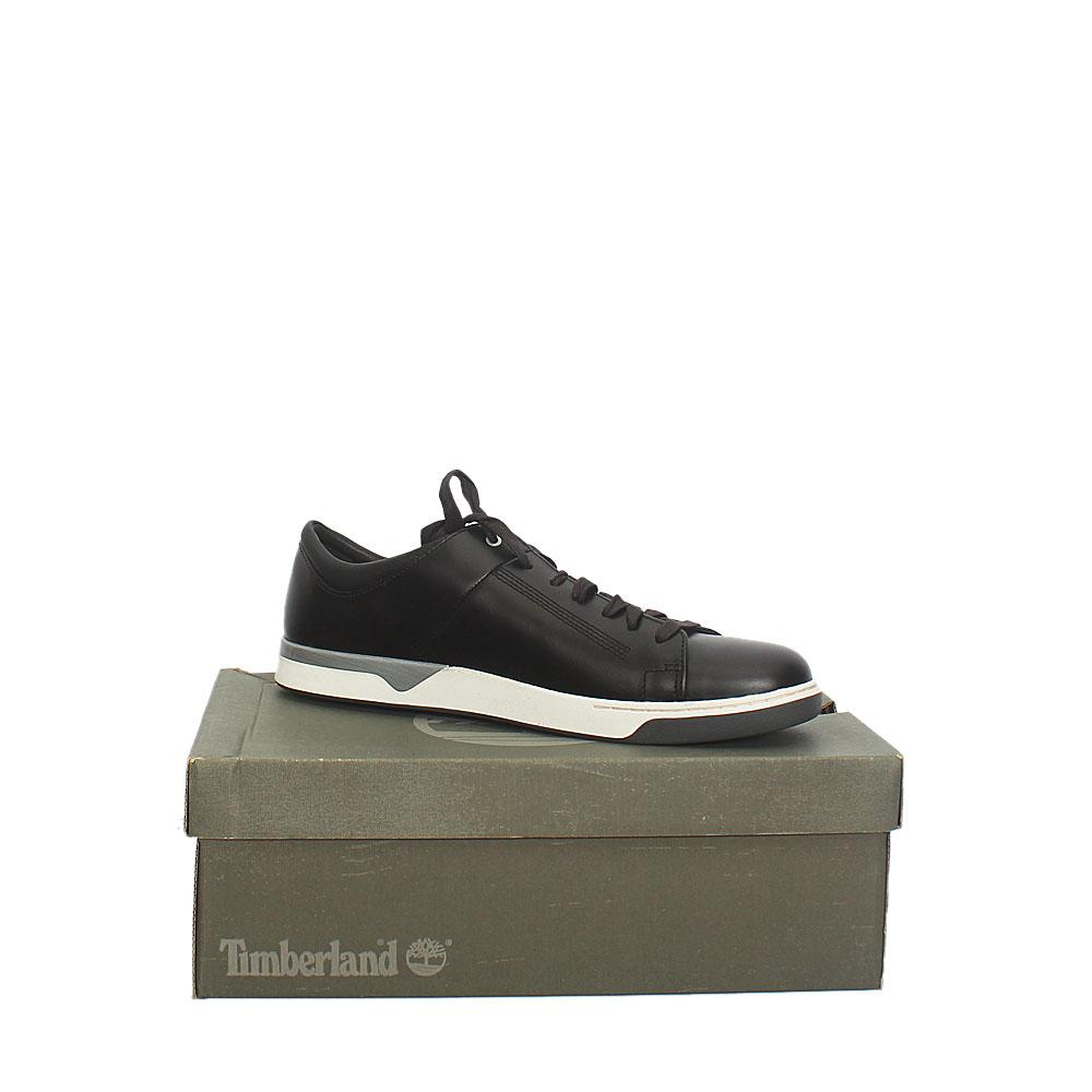 Timberland OX Black Leather Active Men Sneakers