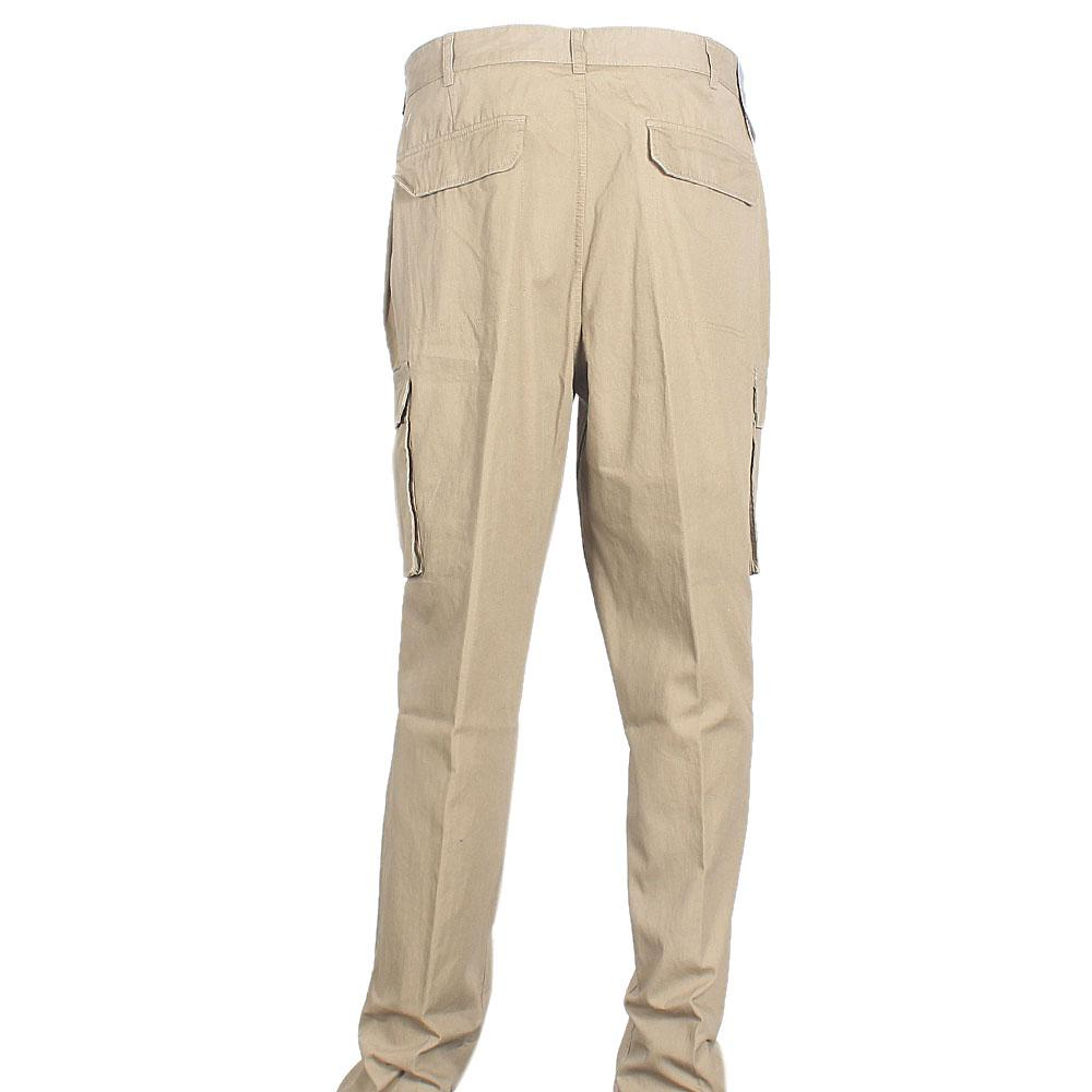 M&S Collection Carton Brown Men Chinos