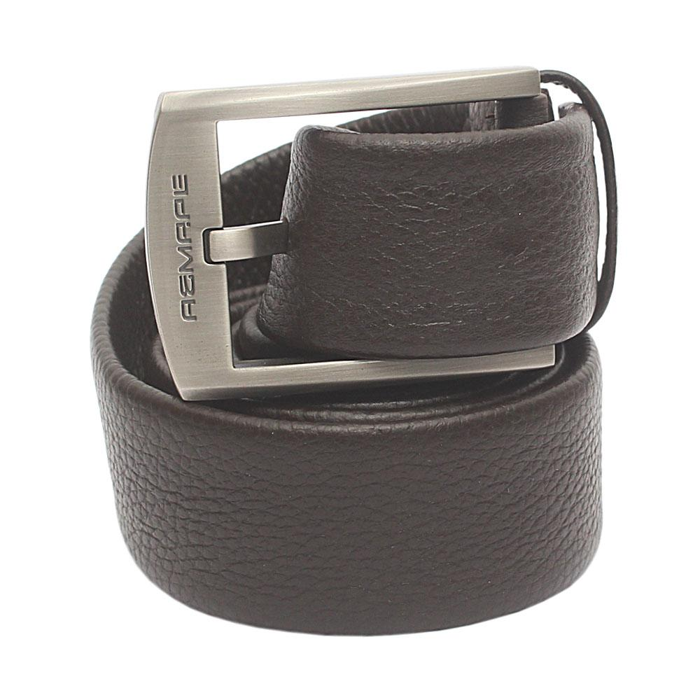 Brown Classic Belt L 52 Inches