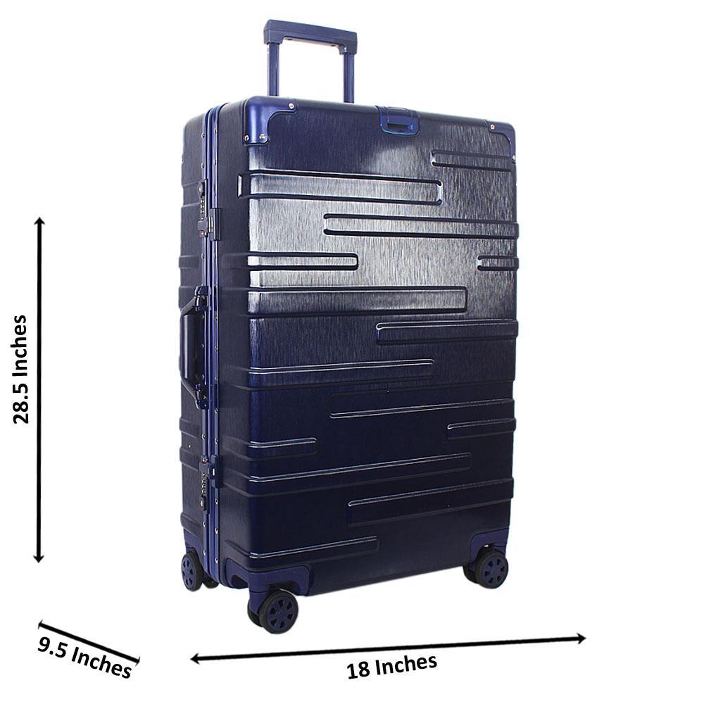 Royal Blue 29 inch HardShell Luggage Wt TSA Lock