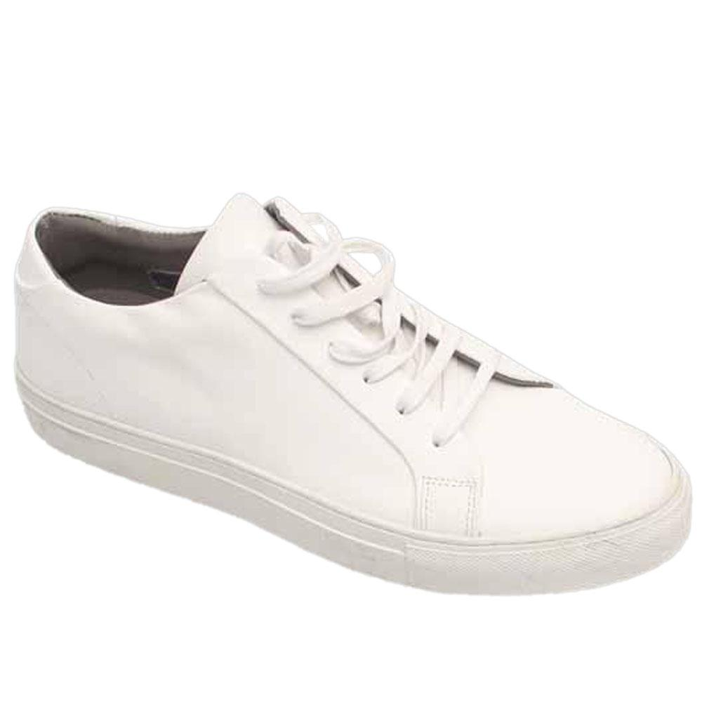 Autograph White Men Sneakers-Sz 43