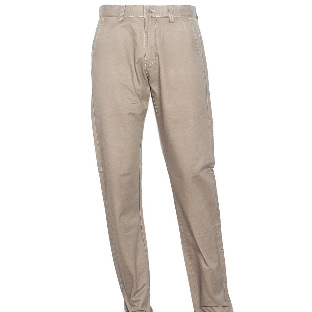 Hugo-Boss-Brown-Straight-Cut-Fit-Men-Chinos