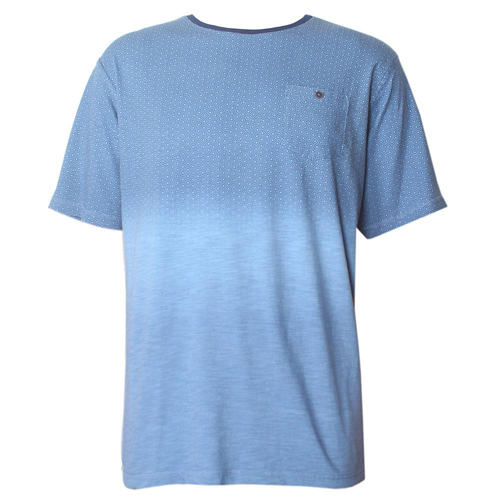 North Coast Blue Men T-Shirt