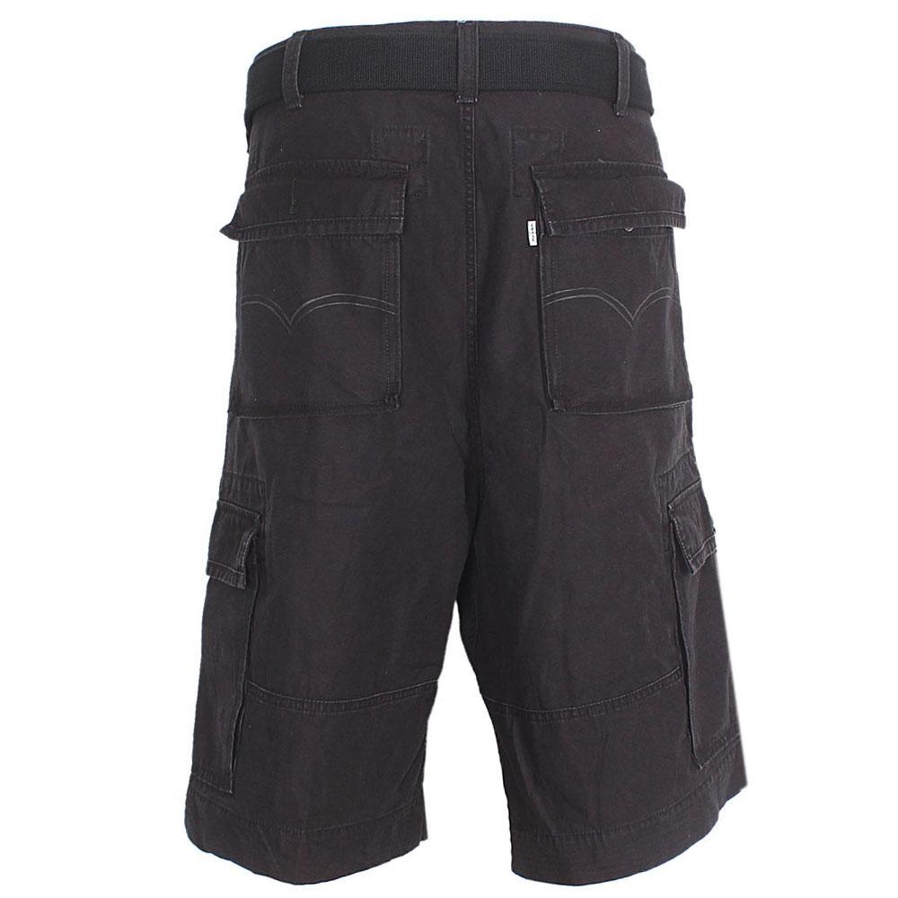 Iron Co. Black Men Cargo Short