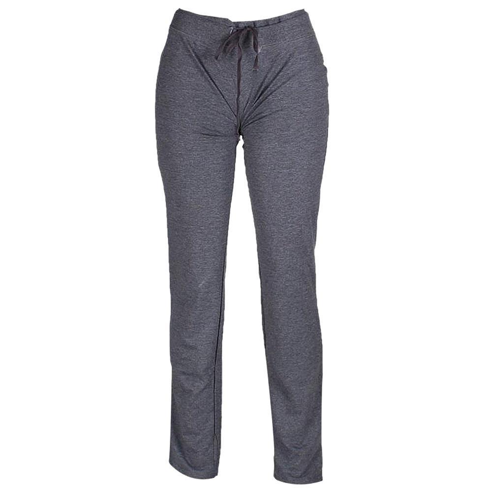 Lefties Gray Cotton Ladies Joggers