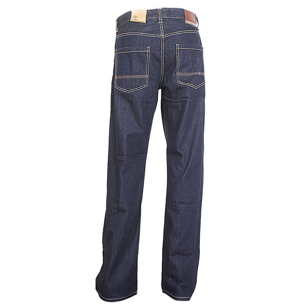 Timberland Blue Men Jeans-W 36, L 45 Inch