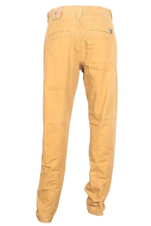 Timberland Brown Men Chinos Trouser