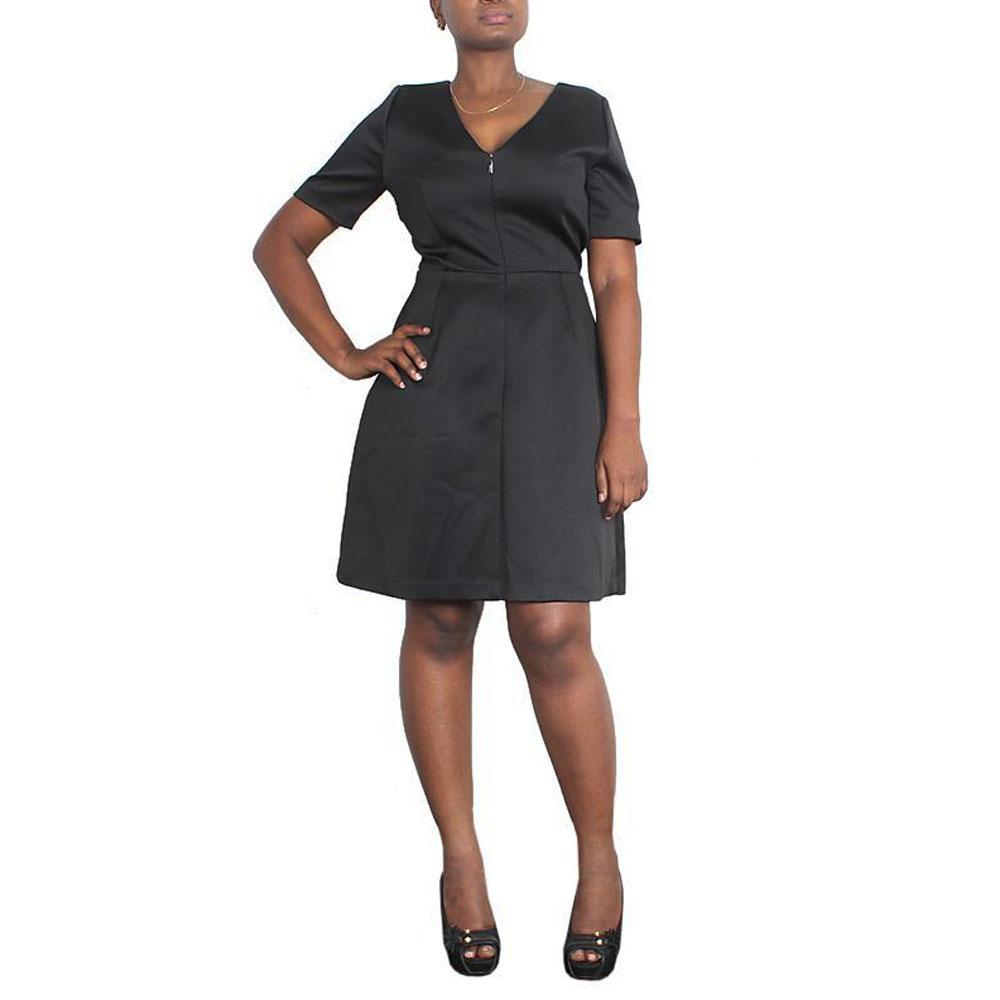M & S Black Ladies Dress-UK 16