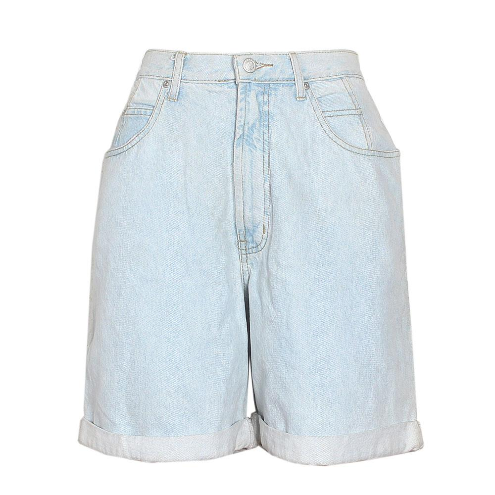 True Blue Faded Blue Jeans Short W13 1/2