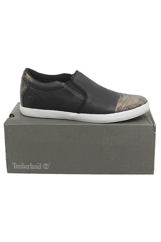 Timberland Black White Men Sneakers