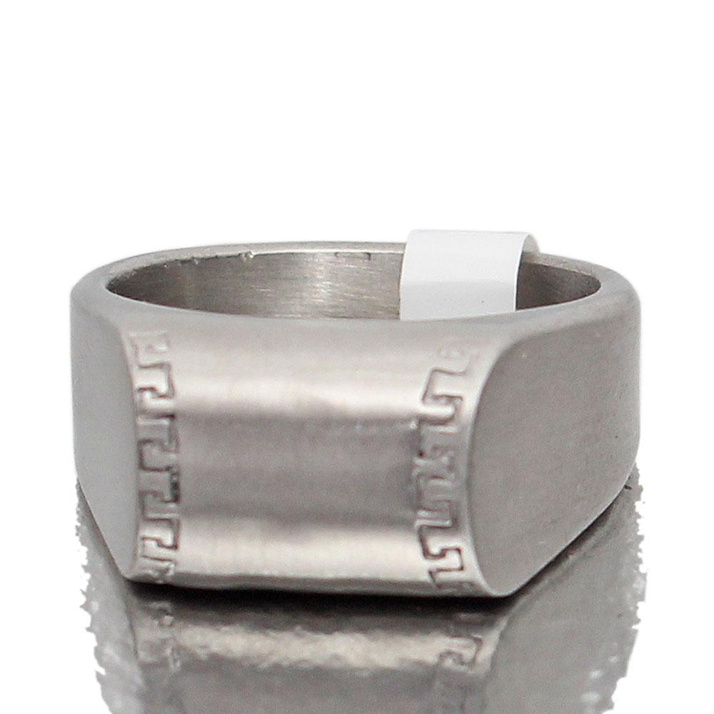 Wolvering Silver Ring